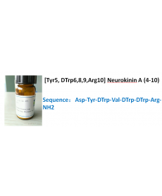 [Tyr5, DTrp6,8,9,Arg10] Neurokinin A (4-10)