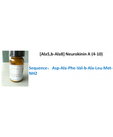 [Ala5,b-Ala8] Neurokinin A (4-10)
