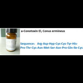 a-Conotoxin El, Conus ermineus