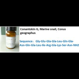 Conantokin G, Marine snail, Conus geographus