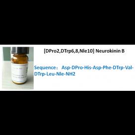 [DPro2,DTrp6,8,Nle10] Neurokinin B