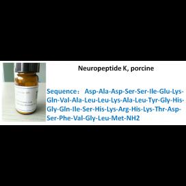 Neuropeptide K, porcine