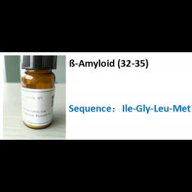 ß-Amyloid (32-35)