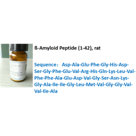 ß-Amyloid Peptide (1-42), rat