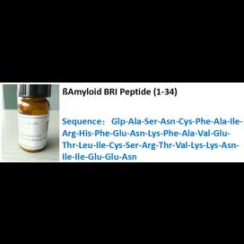 ßAmyloid BRI Peptide (1-34)