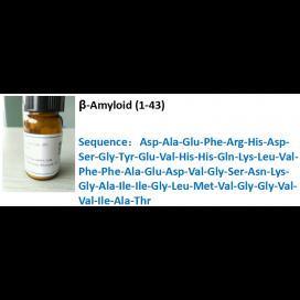 β-Amyloid (1-43)