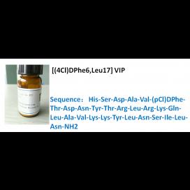 [(4Cl)DPhe6,Leu17] VIP