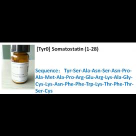 [Tyr0] Somatostatin (1-28)