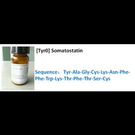 [Tyr0] Somatostatin