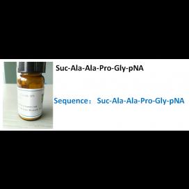 Suc-Ala-Ala-Pro-Gly-pNA