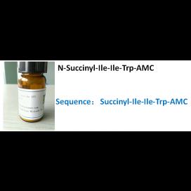 N-Succinyl-Ile-Ile-Trp-AMC