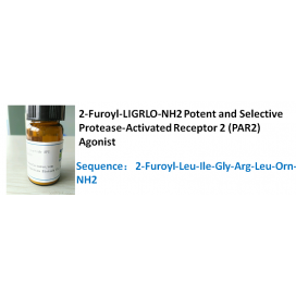 2-Furoyl-LIGRLO-NH2 Potent and Selective Protease-Activated Receptor 2 (PAR2) Agonist