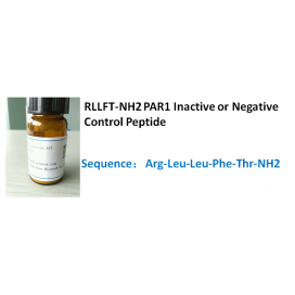 RLLFT-NH2 PAR1 Inactive or Negative Control Peptide