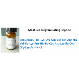 Mast Cell Degranulating Peptide