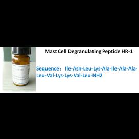 Mast Cell Degranulating Peptide HR-1