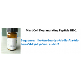 Mast Cell Degranulating Peptide HR-1