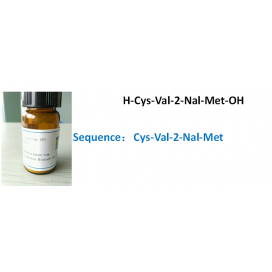 H-Cys-Val-2-Nal-Met-OH
