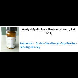Acetyl-Myelin Basic Protein (Human, Rat, 1-11)