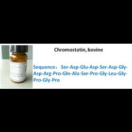 Chromostatin, bovine