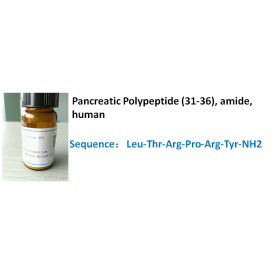 Pancreatic Polypeptide (31-36), amide, human