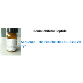 Renin Inhibitor Peptide