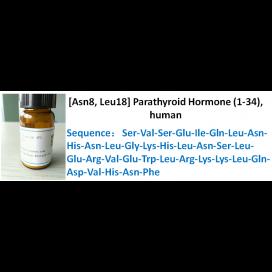 [Asn8, Leu18] Parathyroid Hormone (1-34), human