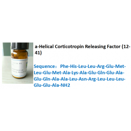 a-Helical Corticotropin Releasing Factor (12-41)